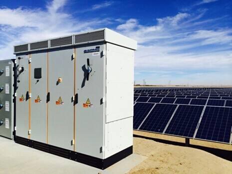 阳光电源中标国家电投1200MW组串和集中逆变器